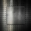 Studded metal background - PhotoDune Item for Sale