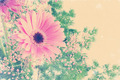 Floral background with vintage effect - PhotoDune Item for Sale