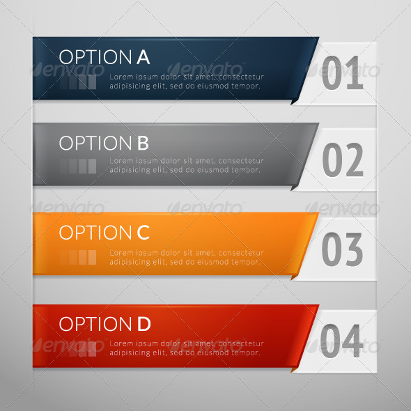 GraphicRiver Option Labels 7575242