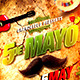 5 de Mayo Facebook Timeline Cover 2 - GraphicRiver Item for Sale