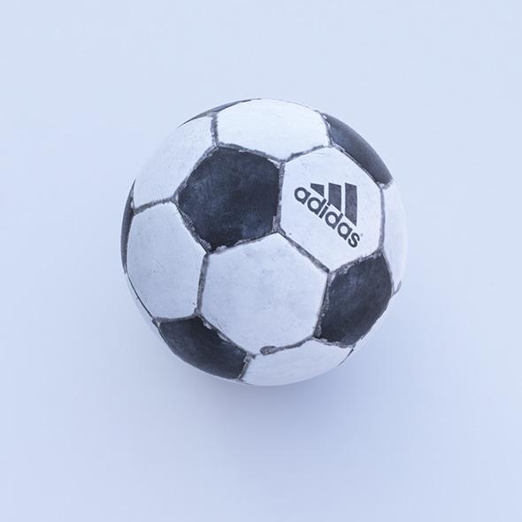 3DOcean Dirt football 7576705