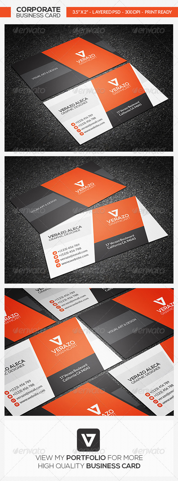 GraphicRiver Creative Corporate Business Card 31 7576865