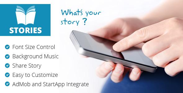 CodeCanyon Stories 7577503