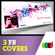 Facebook Timeline Covers Templates VOL5 - GraphicRiver Item for Sale