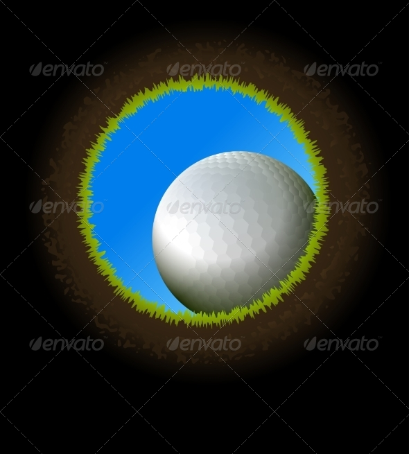 GraphicRiver Golf Ball 7581322