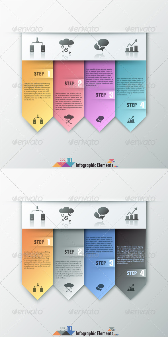 GraphicRiver Modern Infographic Options Banner Two Versions 7582870