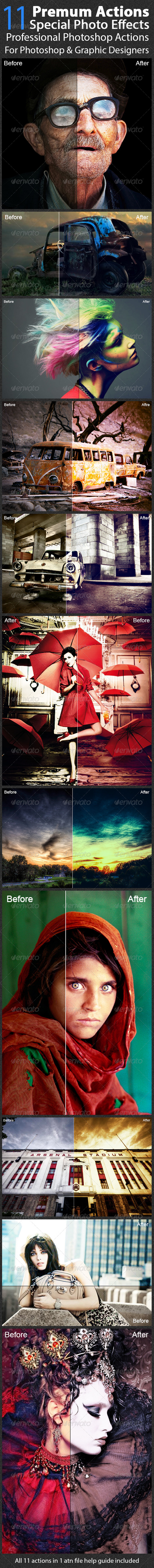 GraphicRiver Photo effect V.02 7584252