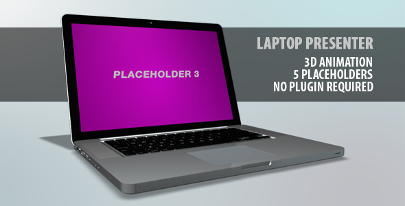 Laptop Presenter
