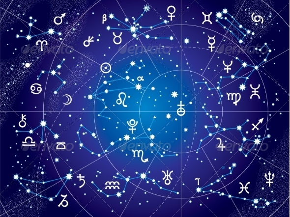 All Constellations Of The Zodiac XII Constellations of ...