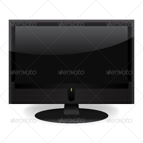 GraphicRiver Computer Monitor 7554965