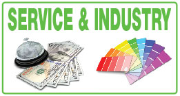 Service and Industry