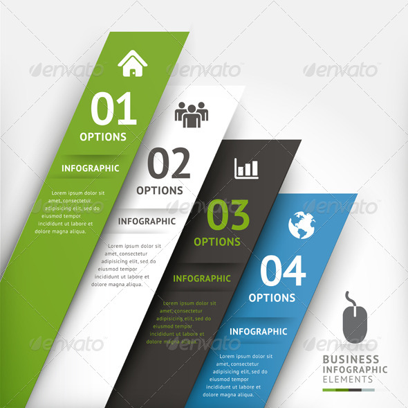 GraphicRiver Modern Infographic Design Element Template 7586417