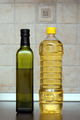 Two bottles of oil - PhotoDune Item for Sale
