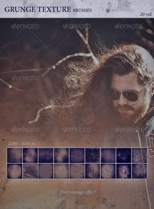 GraphicRiver 20 Grunge Texture s 7588515