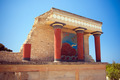 North Entrance of the Knossos Palace - PhotoDune Item for Sale