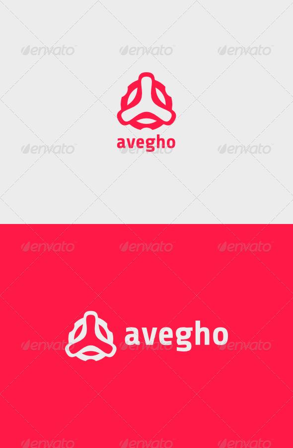 GraphicRiver Avegho Logo 7588969