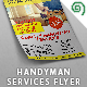 Handyman / Repair Services Flyer - GraphicRiver Item for Sale