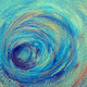 Abstract maelstrom artistic acrylic texture - PhotoDune Item for Sale