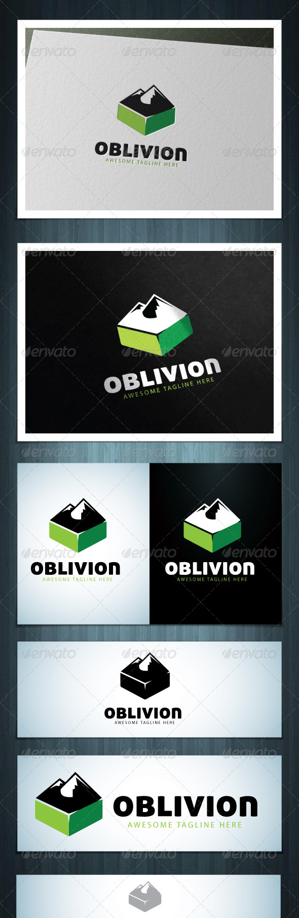 GraphicRiver Oblivion 6507506