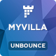 MyVilla - Real Estate Unbounce Template