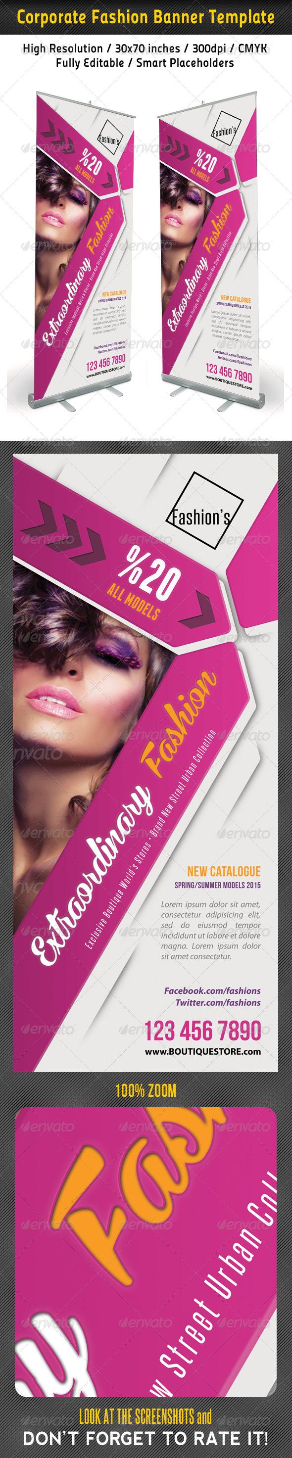 GraphicRiver Fashion Multipurpose Banner Template 47 7592711