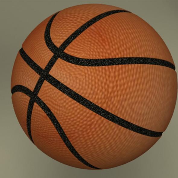 3DOcean basketball 7593403