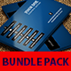 Corporate Business Card Bundle pack 03 - GraphicRiver Item for Sale
