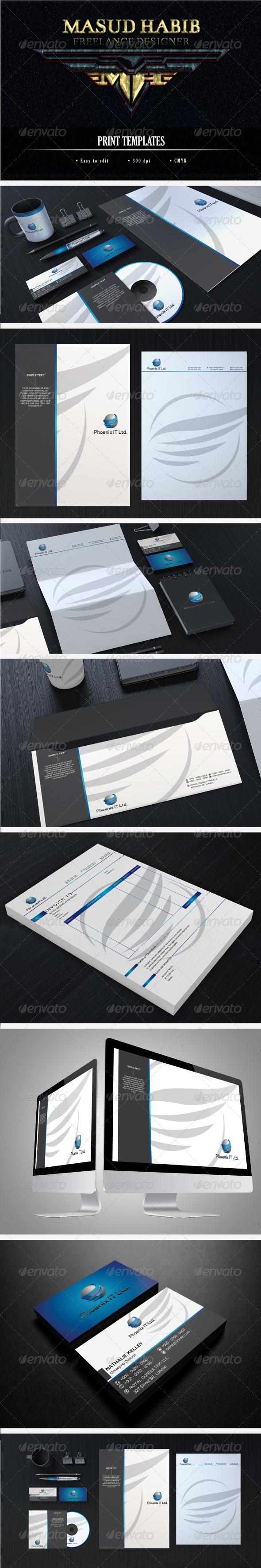 GraphicRiver Creative Corporate Identity 19 7254588