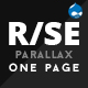 Rise - Responsive One Page Parallax Drupal 7 Theme - ThemeForest Item for Sale