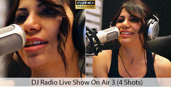 On Air Radio Show 3