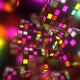 Splash Glowing Cubes - VideoHive Item for Sale