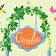 Spring and Summer Garden Set - GraphicRiver Item for Sale