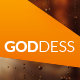 Goddess — One Page HTML5 Template
