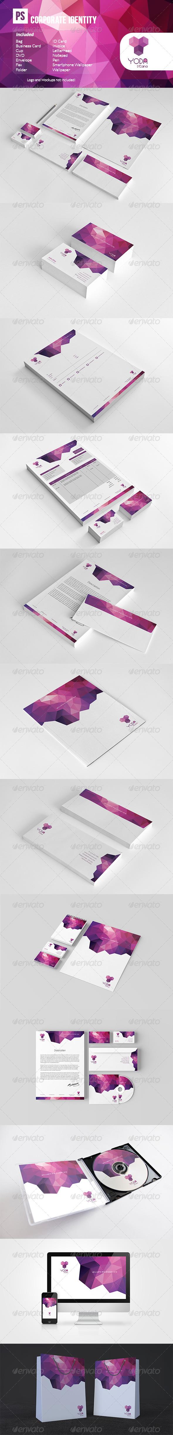 GraphicRiver Corporate Identity 7598080
