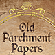 Vintage Parchment Paper - Historical Documents - GraphicRiver Item for Sale