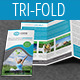 Multipurpose Business Tri-Fold Brochure Vol-21 - GraphicRiver Item for Sale