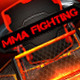 Mma Fighting Broadcast Package - VideoHive Item for Sale