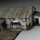 Old Mechanic Shop - 3DOcean Item for Sale