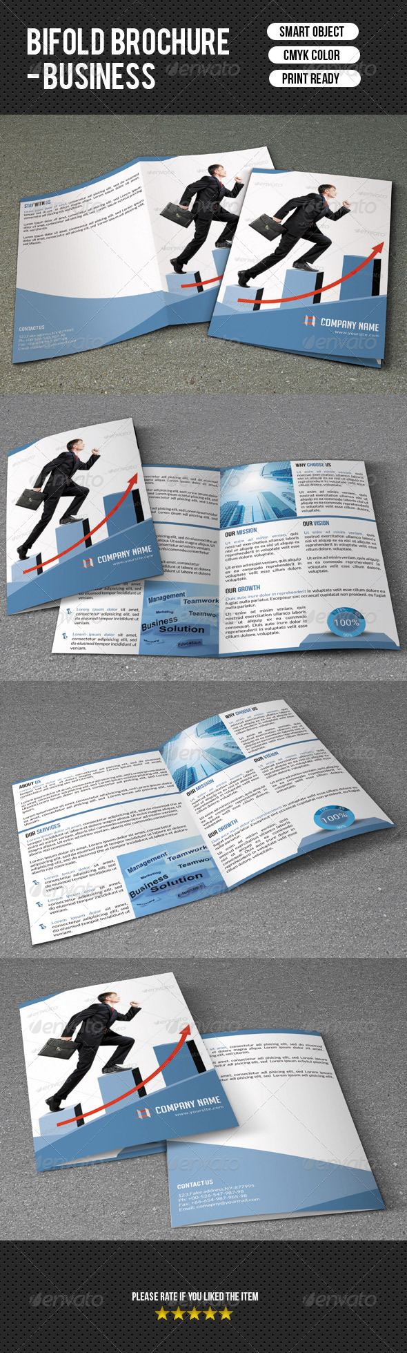 GraphicRiver Business Brochure 7603908