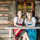 Cheerful Women in Dirndl - PhotoDune Item for Sale