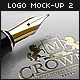 Logo Mock-Up / Exclusive Paper Edition 2 - GraphicRiver Item for Sale