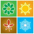 Four Seasons - PhotoDune Item for Sale