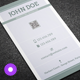 Minimal Business Card 024 - GraphicRiver Item for Sale