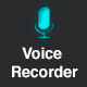 Voice Recorder - Full Application