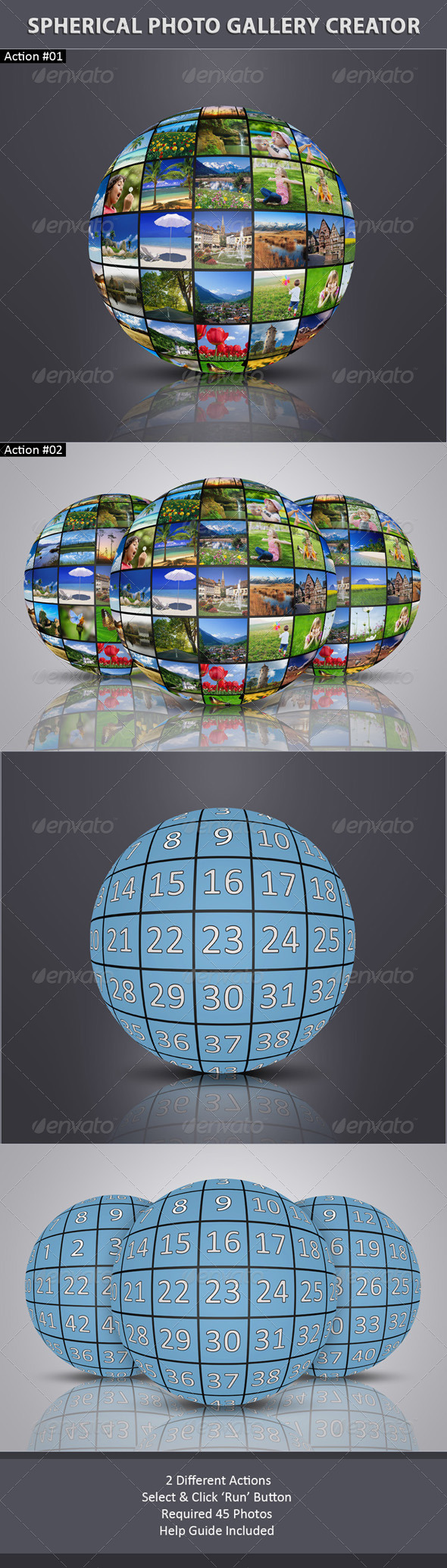 GraphicRiver Spherical Photo Gallery Creator 7606469