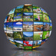 Spherical Photo Gallery Creator - GraphicRiver Item for Sale