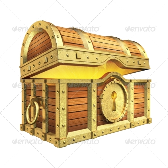 GraphicRiver Treasure Chest 7606544