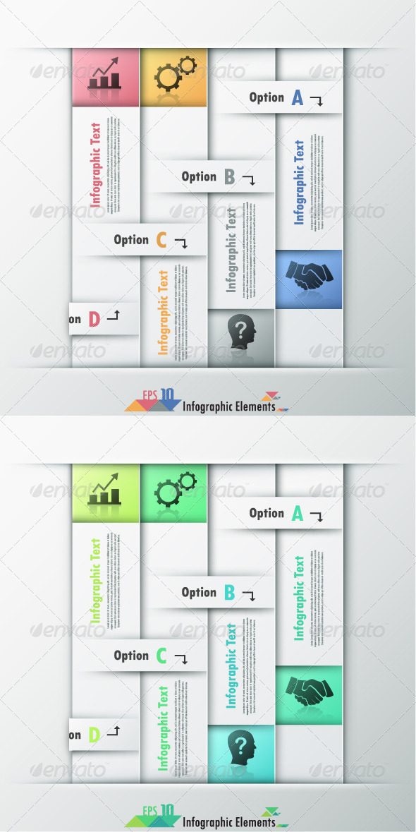 GraphicRiver Modern Infographic Options Banner Two Versions 7608259