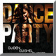 Dance Party Flyer 5 - GraphicRiver Item for Sale