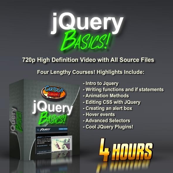 TutsPlus JQuery Basics 781389